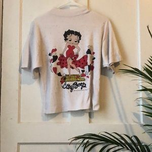 Tops - Vintage Betty Boop T-shirt!